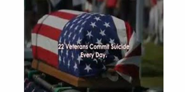 veterans, suicide, 22 suicides, military, support, donation, transitioning military, ptsd, spouses