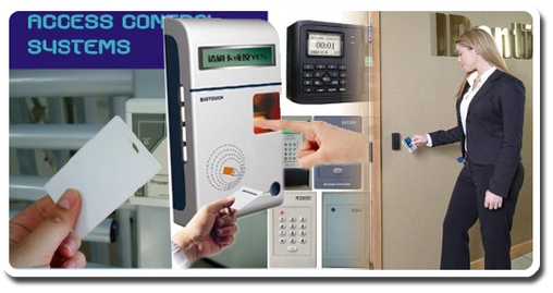 Access Control Points