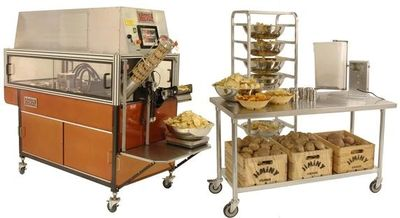 The Jiminy SnacKing Machine package