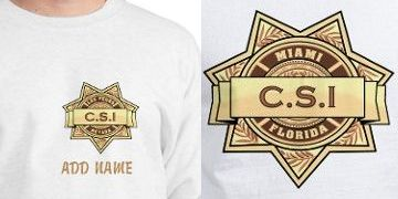 CSI Miami CSI New York CSI Las Vegas shirts and products