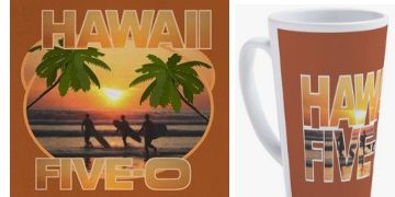 Hawaii 50 shirts