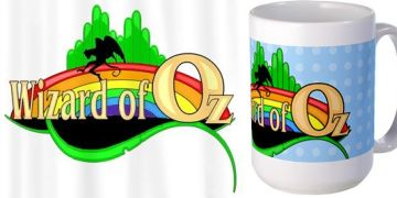 Wizard of OZ shirts and products