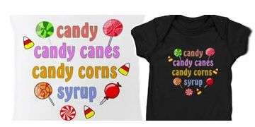 Christmas novelty tees and products