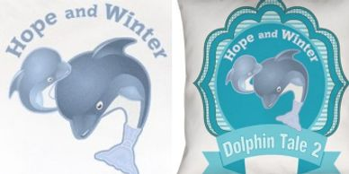Dolphin Tale Movie shirts and products