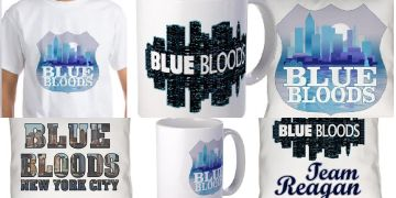 Blue Bloods Tv show apparel and products