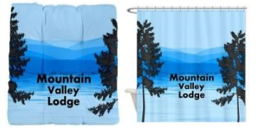 Mountain Lake Graphics