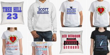 One Tree Hill shirts and products
