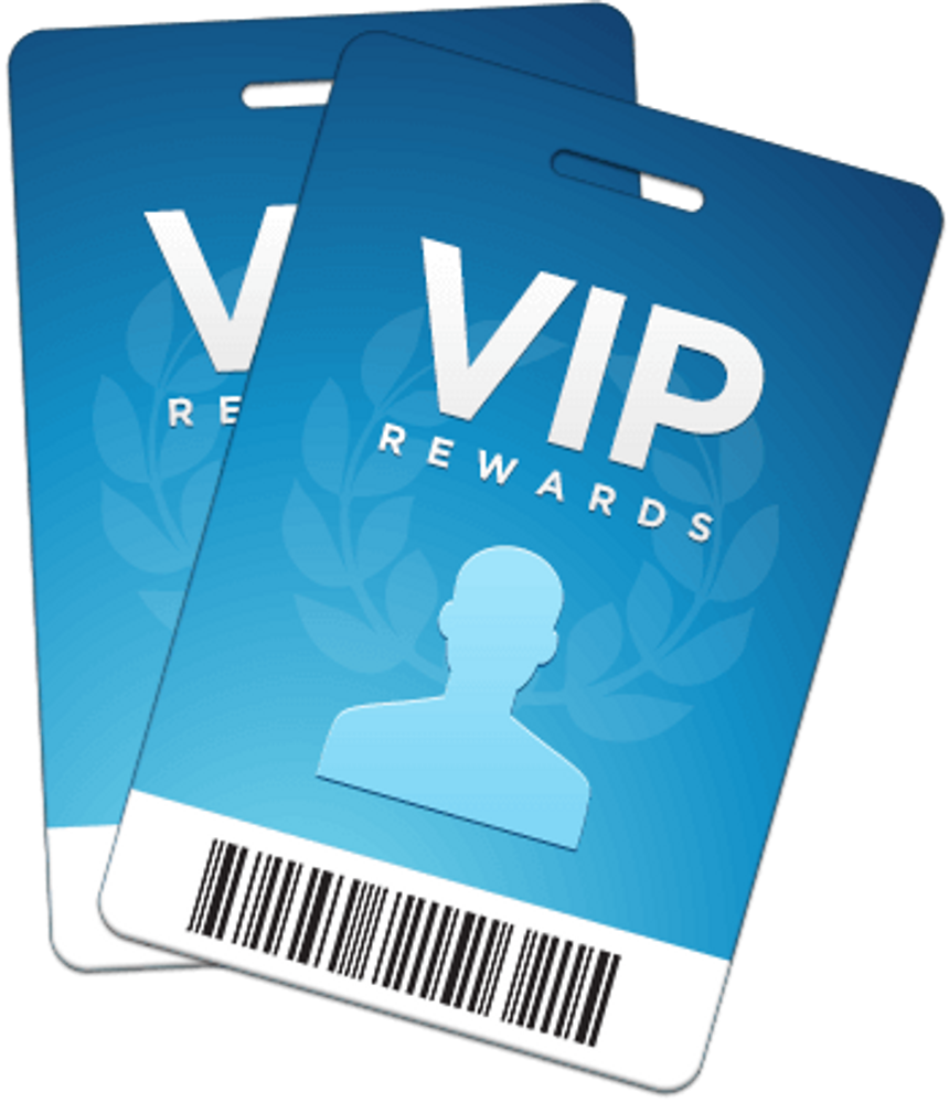Ask about our 15% VIP memberships