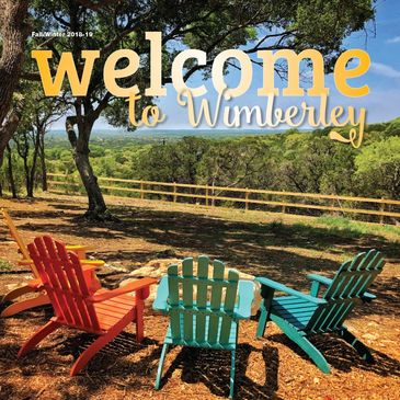 Welcome to Wimberley Guide Fall/Winter 2018