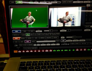 Robbins Productions, a Chicago Video Production Company uses state of the art Video Editing.