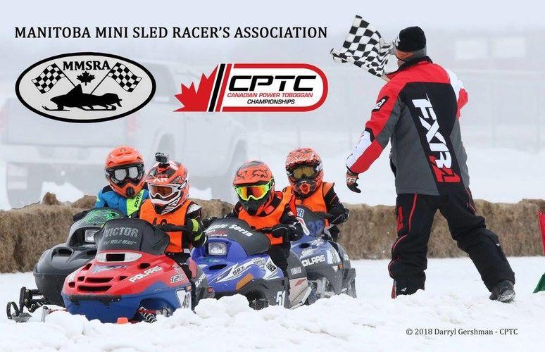 585bdcf02a8e mmsra kids Ice Racing Polaris Ice Oval Racing