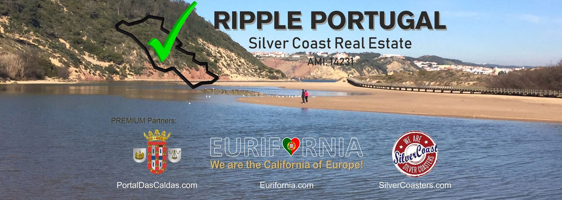 RIPPLE PORTUGAL - Real Estate - Imobiliária Especialista na Costa de Prata - Torres Vedras