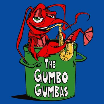 Gumbo Gumbas performing live jazz and zydeco music