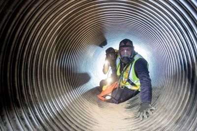 Confined Space Training, Health & Safety;