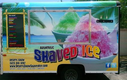 mobile shave ice