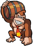 Barrel Of Kong