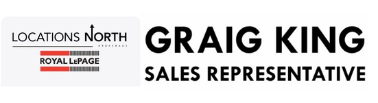 GRAIG KING, SALES REPRESENTATIVE