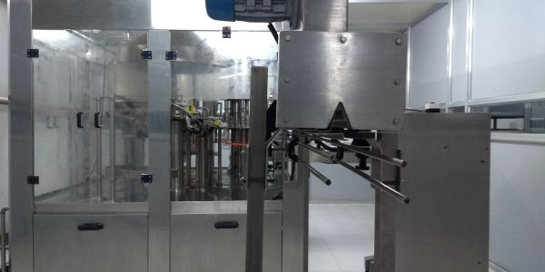 Beverage Manufacturing Plant from Mumbai, India