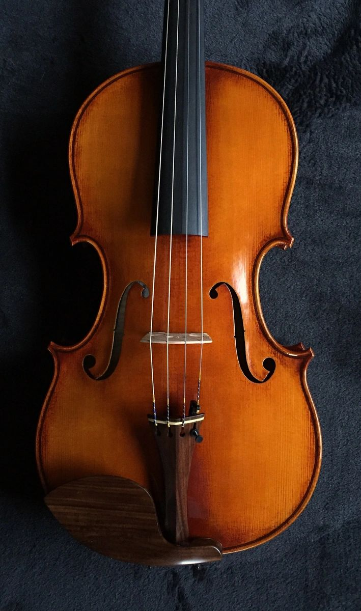 15&5/8 SMALL VIOLA BY JOHN HILL - SOLD