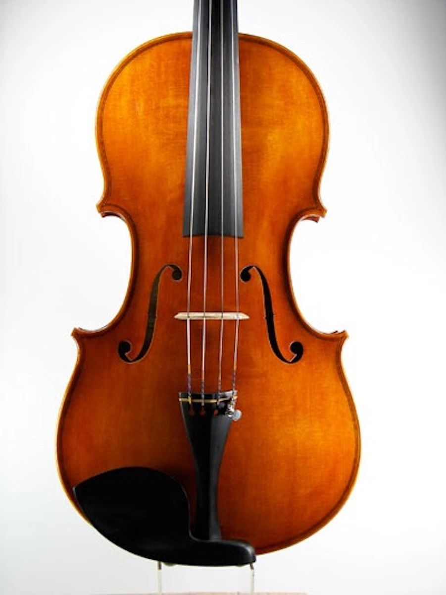 "16.5"" BASED ON STRAD MEDICI BY JOHN HILL - SOLD"