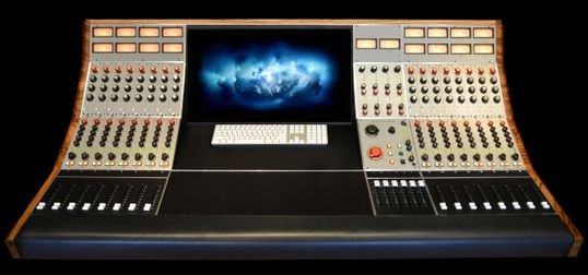 WUNDER AUDIO - does it again!!!    WunderBar  16 channel with 8 DS and 27' Mac display