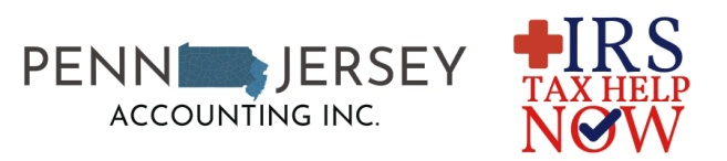 IRS Tax Help Now Penn Jersey Accounting Inc.