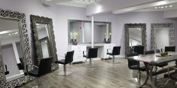 Artistex Salon & Spa salon stations