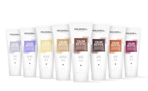 Goldwell Color Revive Conditioners. Shop for hair color products.