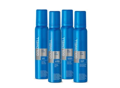 Goldwell Softcolor Hair Color Foam. Shop for professional hair color at home.