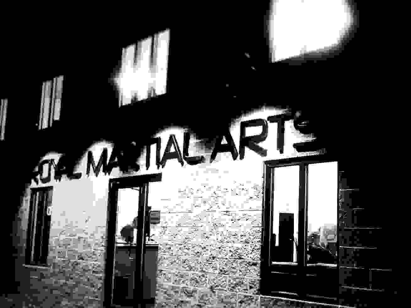 Royal Martial Arts Entrance