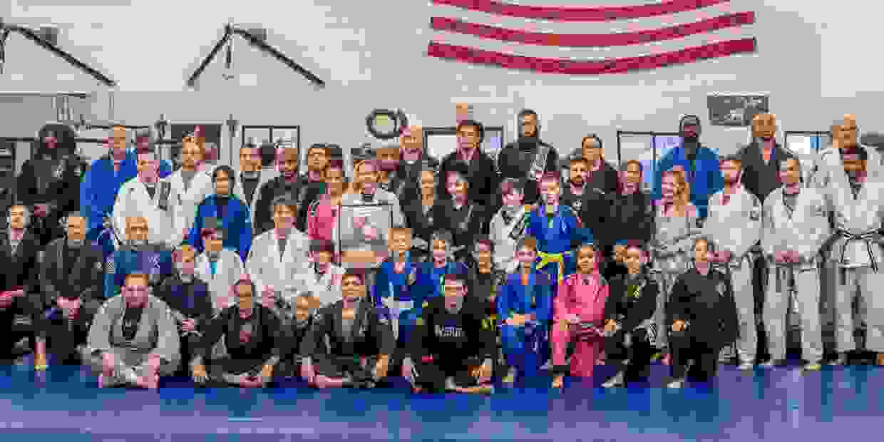 Royal Jiu Jitsu Group Fundraiser