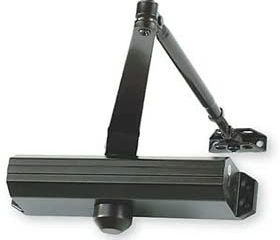 Falcon Door Closer / Dor-O-Matic - SC61AL - SC61DB/ pa Aluminum