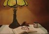 Quiet Time. 20 x 24 ,oil   sold, One of my alltime favorites