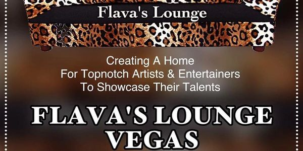 Flava's Lounge Internet Radio and Indie Artists Showcase