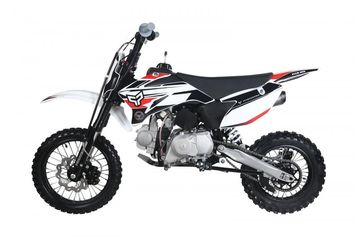 Pitster Pro MXR125 available from 846 motosports in Hubbardston, MA