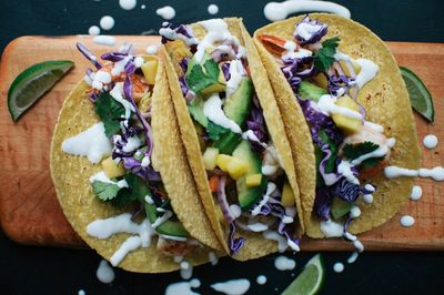 Learn how to eat healthy and still make it delicious. Tacos, who said tacos!