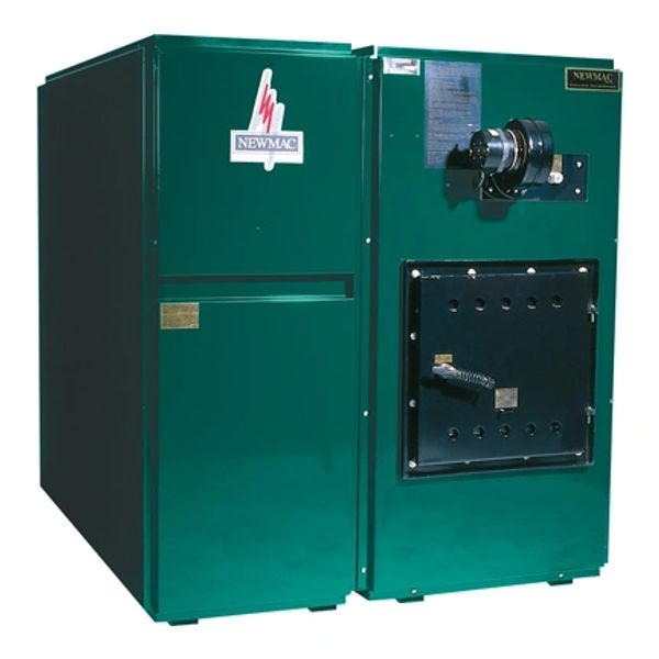Wood combination furnaces by NewMac