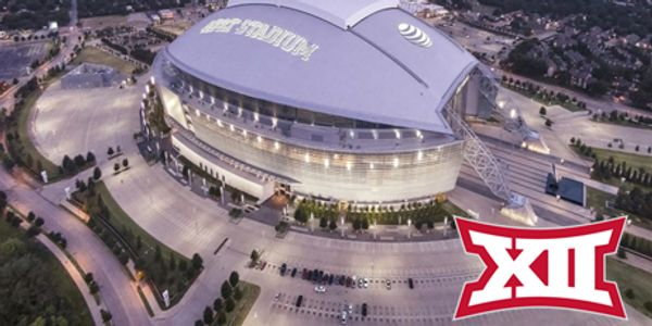 ATT STADIUM PARKING; ATT STADIUM TAILGATES; BIG 12 CHAMPIONSHIP PARKING
