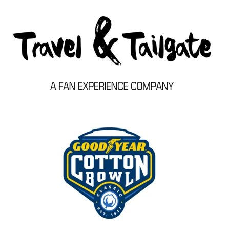 COTTON BOWL PACKAGES AT TRAVEL AND TAILGATE