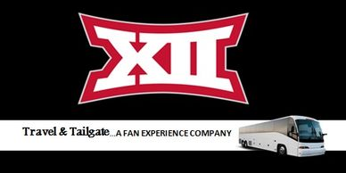 BIG XII CHAMPIONSHIP TRANSPORTATION; BIG 12 CHAMPIONSHIP TICKETS; TRAVEL AND TAILGATE