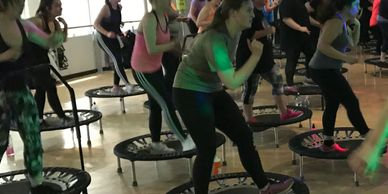 This class provides so many benefits, such as fat burning, core stability and balance.