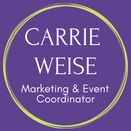 Carrie Weise, Small Business Consultant
