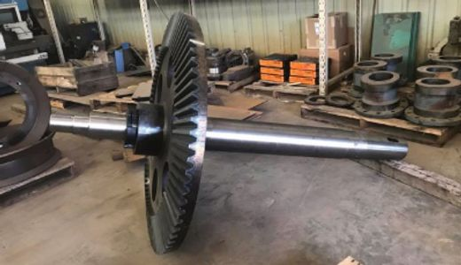 Raymond Mill Parts Raymond Mill Whizzer Gearbox Raymond Mill Gear Repair