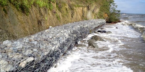 Gabion Seashore Protection
