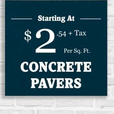 Concrete Paver in Houston Americas Stone Company