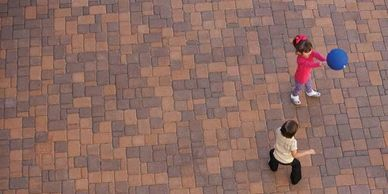 Pavestone - Paver - Supply - Houston - Plaza Stone 3 piece
