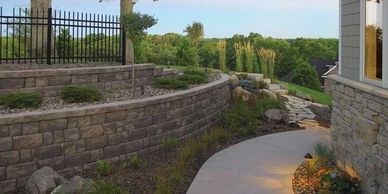 Retaining Wall-Houston-Paver-Supply-Houston