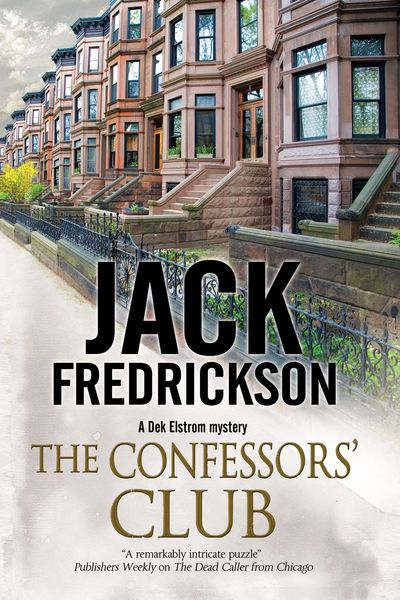 The Confessors' Club cover