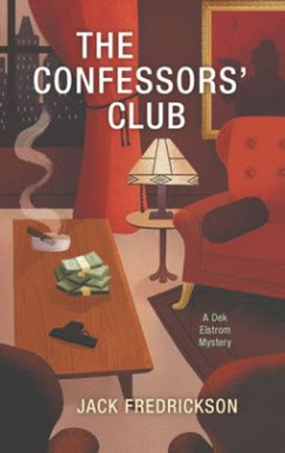 The Confessors' Club novel cover
