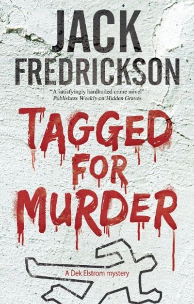Tagged For Murder novel cover